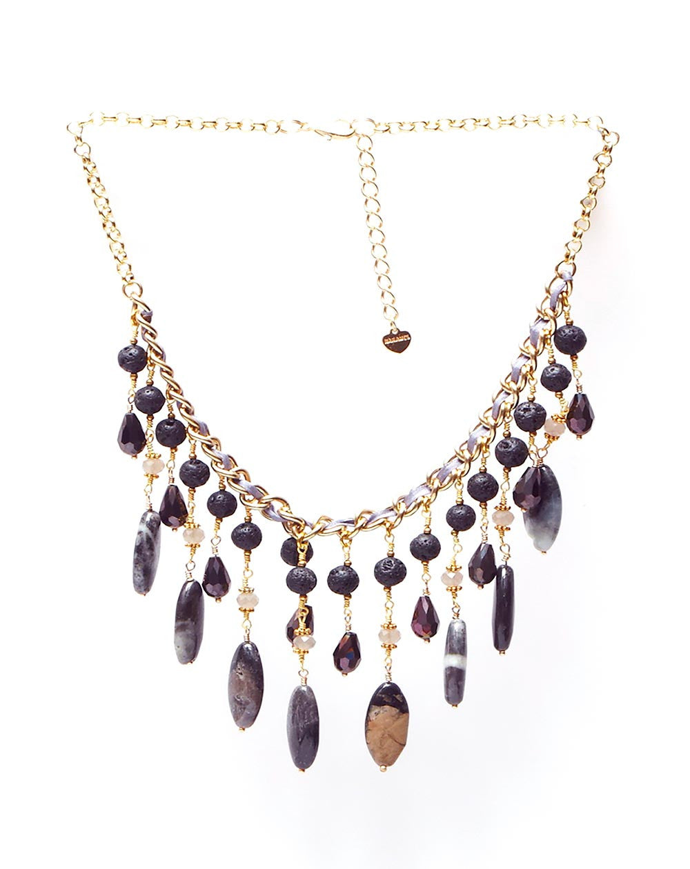 index necklace statement bloggers jolie