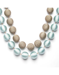 Wellington Necklace in Blue