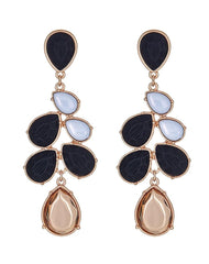 Fashionest Label Deco Drop Earrings