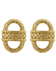 Fornash Basket Earrings