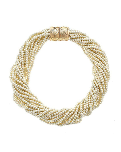 Jackie Pearl Necklace