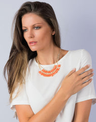 Sharp Nin9 Imperial Statement Necklace