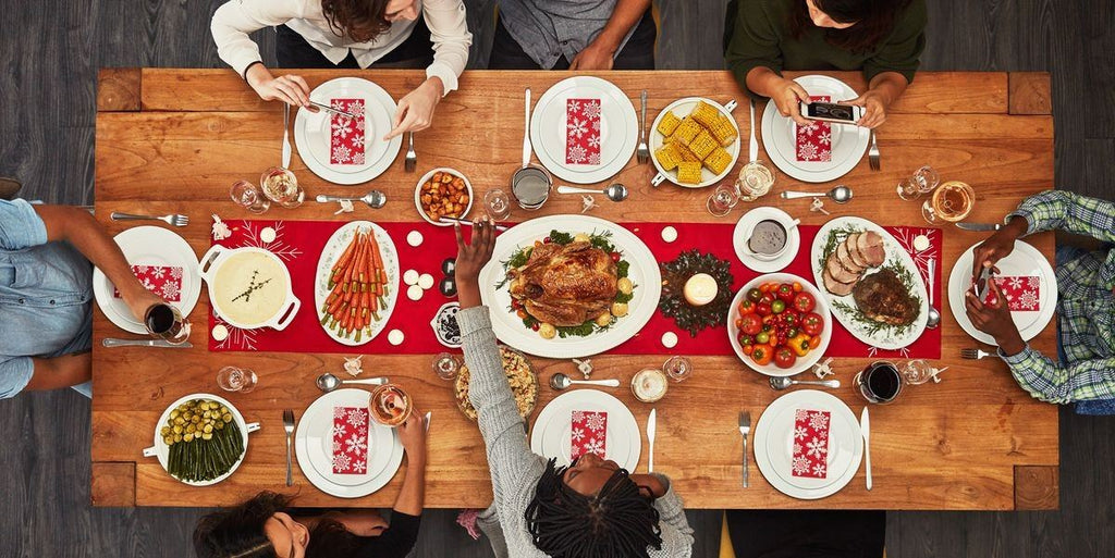Tips for Planning Your Christmas Dinner Outdoors