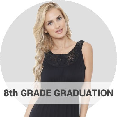 Graduation Dresses For 8th Grade High School College
