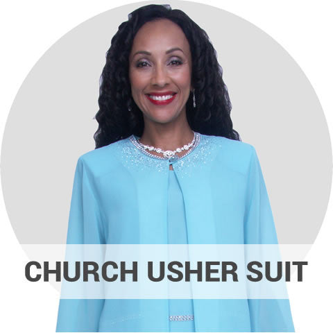 Church Usher Suits