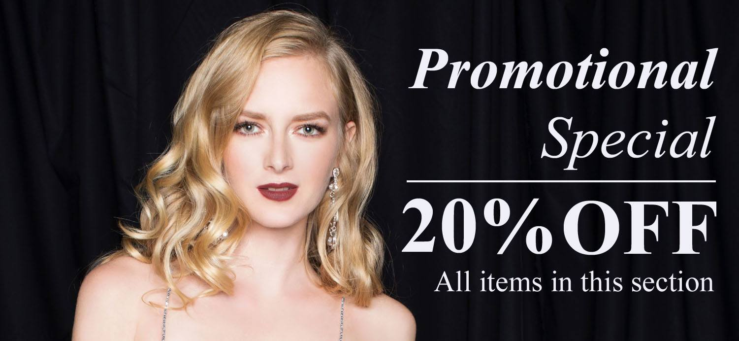 Promotion Special 20% Off