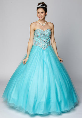 Champagne Off-Shoulder Tiered Mermaid Prom Gown with Appliques