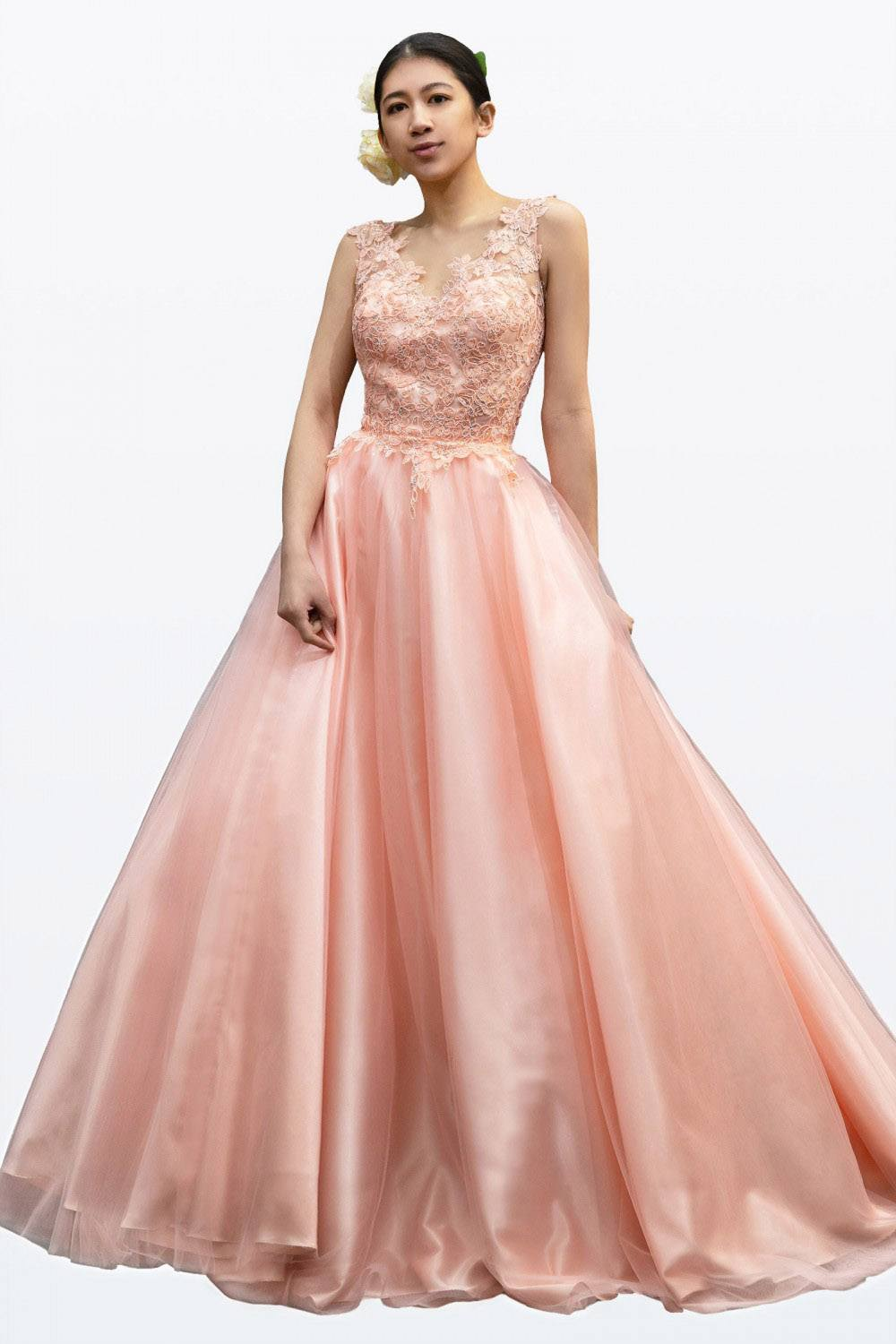 b7578a39eb9e cinderella divine poofy aline blush ball gown lace bodice satin skirt.  silver satin ankle length ...