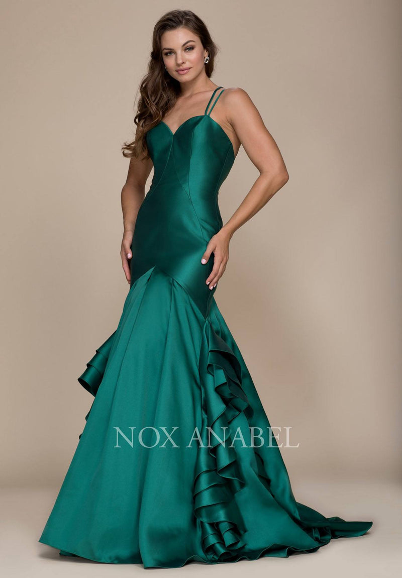 fd521ccce6c1 Glamorous Polyester Sweetheart Sequin Mermaid Long Prom Dress