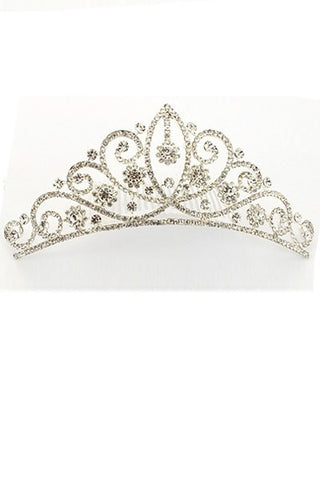J027 - Tiara Crown