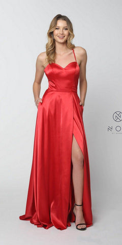 Short Cocktail Sheath Dress Red Embroidery Bodice Sheer Back