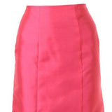 Poly USA SK14 - Coral Long Mermaid Mikado Skirt