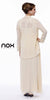 Plus Size Mother of Groom Gown Gold Chiffon/Lace A Line