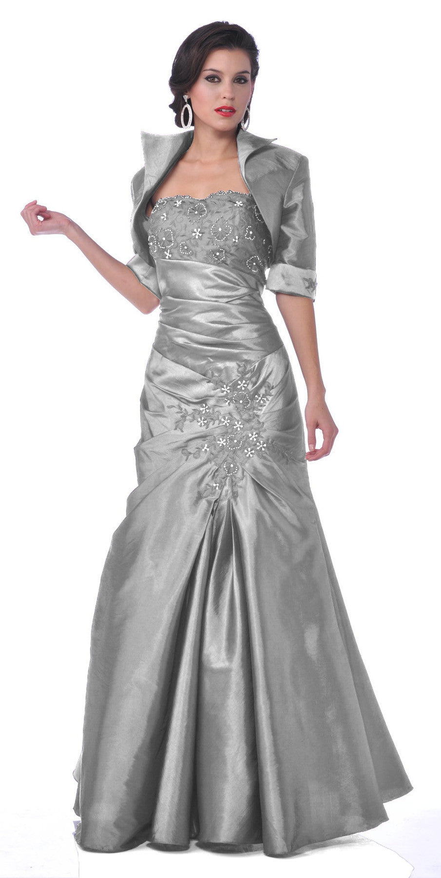 ff1bdfd0d91 Mother Of The Bride Gowns With Bolero Jackets - Data Dynamic AG