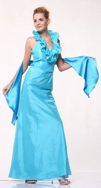 Taffeta Shawl Wrap (15 Colors Available)