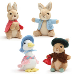 Peter Rabbit Stuffed Animals