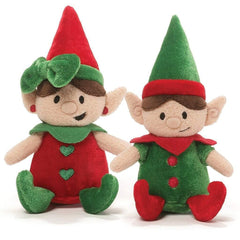 Plush Elves & Elf Stuffed Animals