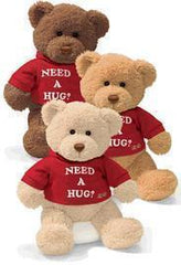 T-Shirt Teddy Bears and Message Teddy Bears