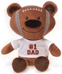 Plush Football Bears and Football Plush Toys