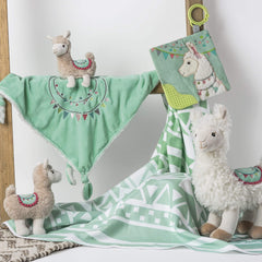 Mary Meyer Lily Llama Baby Collection