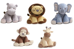 Baby Gund Playful Pals Stuffed Animals, Rattles, and Blankets