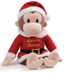 Curious George Stuffed Animals & Curious George Plush