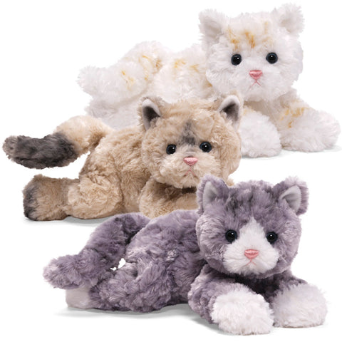 "Bootsie Plush Kitty Cat - 9"" - Gund"