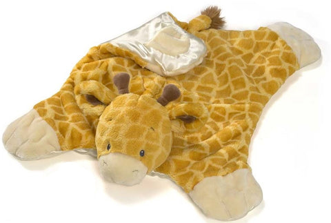"Tucker the Giraffe Gund Comfy Cozy Blanket - 22"" - Baby Gund"