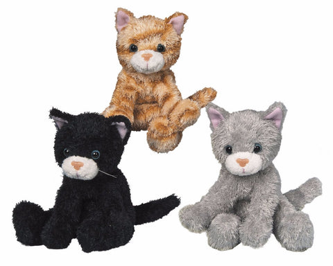"Catsy Kitty Plush Kitten - 6"" - Mary Meyer"