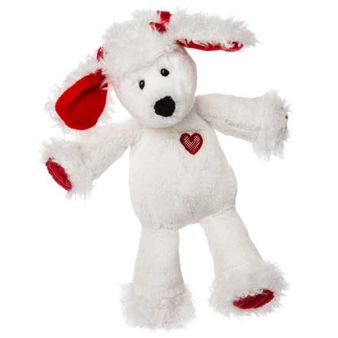 "Marshmallow Zoo Junior Pixie Poodle Valentine's Day Dog - 10"" - Mary Meyer"