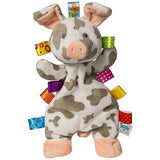 "Taggies Patches Pig Lovey Security Blanket - 12"" - Mary Meyer Baby"