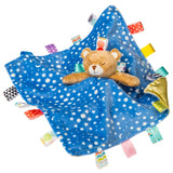 "Taggies Starry Night Teddy Bear Character Blanket - 13"" - Mary Meyer Baby"
