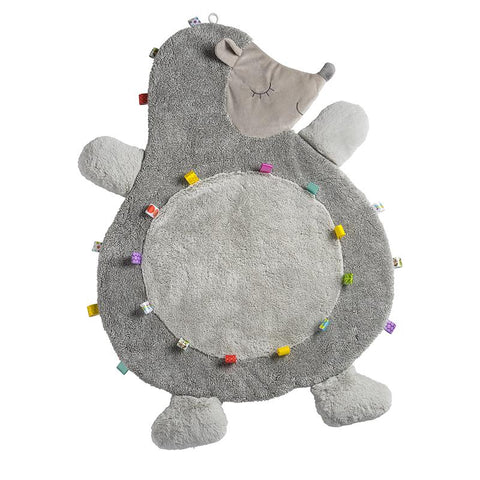 "Taggies Heather Hedgehog Bestever Baby Mat - 31"" - Mary Meyer Baby"