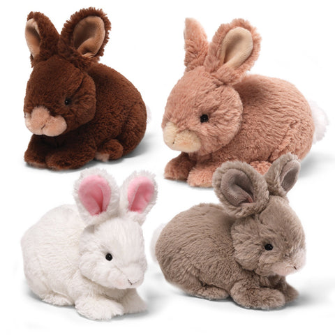 "Lil' Wispers Baby Bunny Rabbit Stuffed Animal - 7.5"" - Gund"