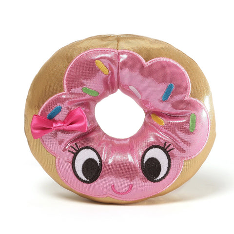 "Sparkle Snacks Plush Donut - 6.5"" - Gund"