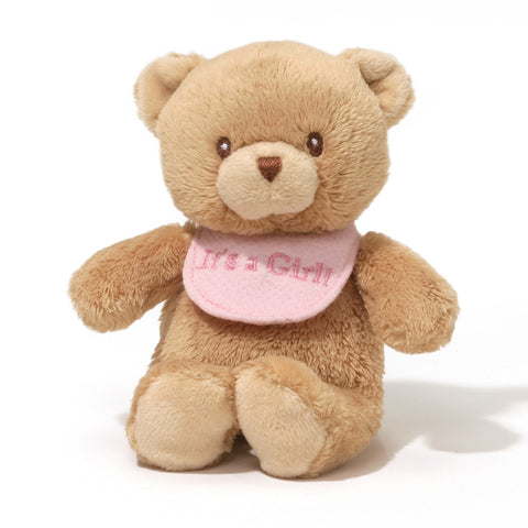 It/'s a Girl Teddy Bear