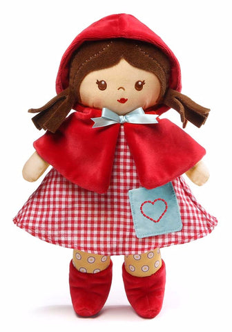 "Little Red Riding Hood Plush Doll - 13"" - Baby Gund"