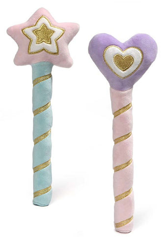 "Plush Magical Wands with Sound - 12"" - Gund"