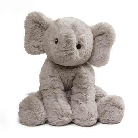 "Elephant Cozy Stuffed Animal Large - 10"" - Gund"