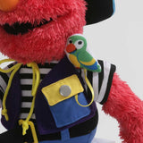 "Elmo's World Teach Me Elmo Pirate Plush Doll - 15"" - Gund"