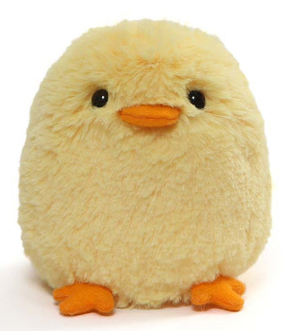 "Egglet Round Yellow Easter Chick Stuffed Animal - 4.5"" - Gund"