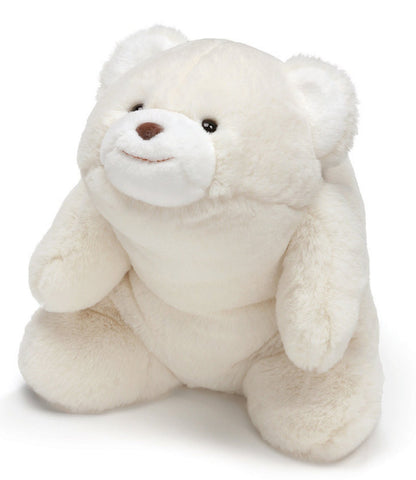 "Gund Polar Bear Snuffles White Teddy Bear - 10"" - Gund"