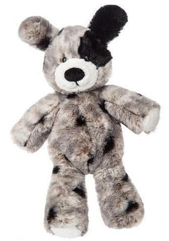 "Marshmallow Zoo Junior Asher Puppy Dog - 9"" - Mary Meyer"