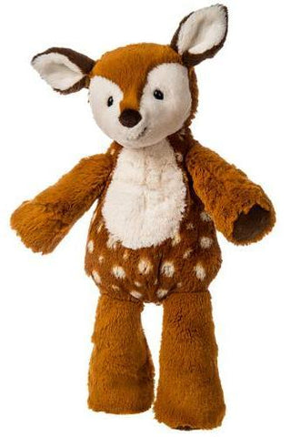 "Marshmallow Zoo Fawn Deer Stuffed Animal - 13"" - Mary Meyer"
