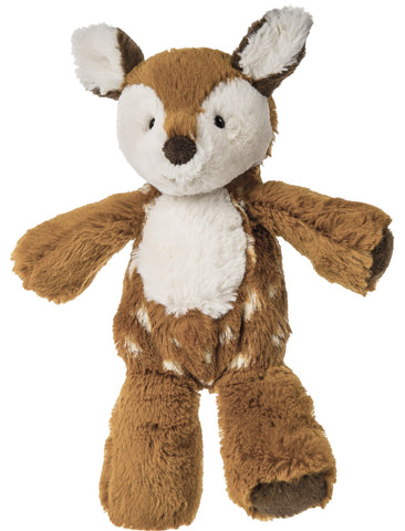 "Marshmallow Zoo Junior Fawn Deer - 9"" - Mary Meyer"