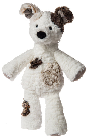 "Marshmallow Zoo Reggie Puppy Dog - 13"" - Mary Meyer"