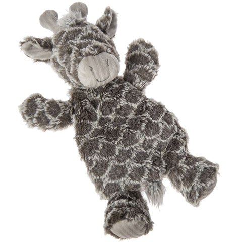 "Afrique Giraffe Lovey Blanket - 13"" - Mary Meyer Baby"