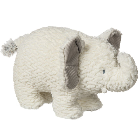 "Afrique Elephant Stuffed Animal - 15"" - Mary Meyer Baby"