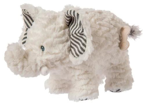 "Afrique Elephant Wind-Up Musical Plush Toy - 8"" - Mary Meyer Baby"