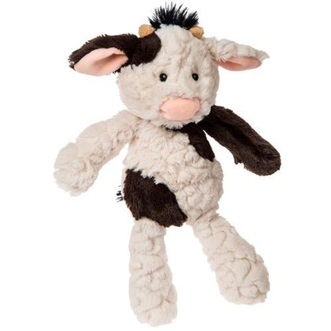 "Putty Nursery Cow - 11"" - Mary Meyer Baby"
